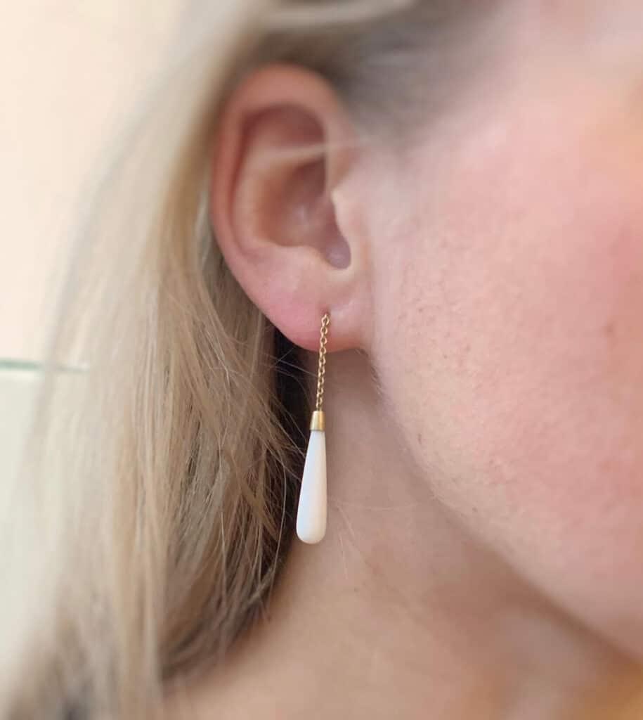Drop oorhangers UNI10