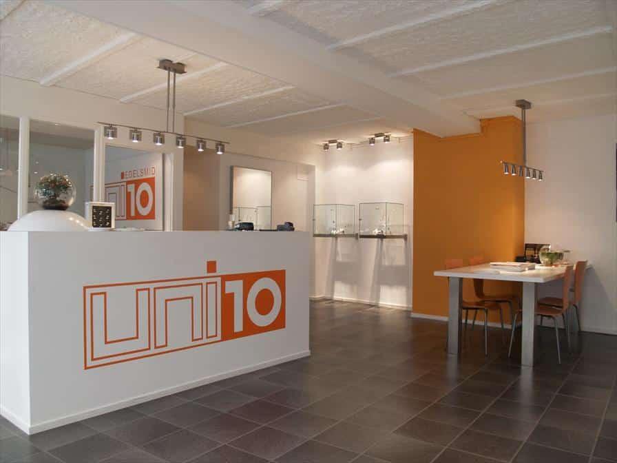 UNI10 Juwelier in Enschede | De winkel